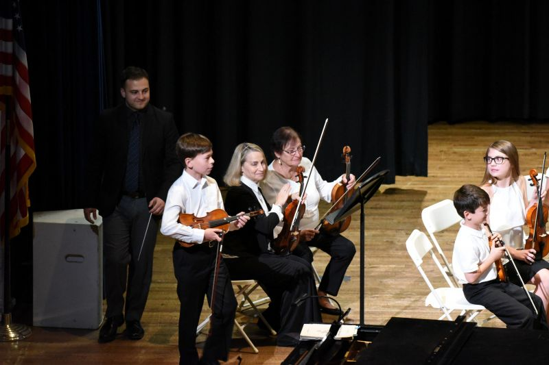 Younger Orchestra concert