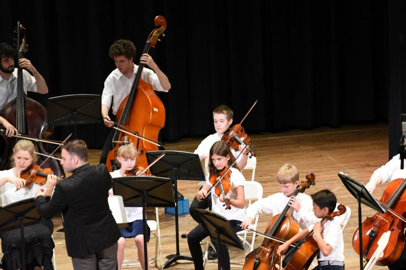 Younger Orchestra concert 4