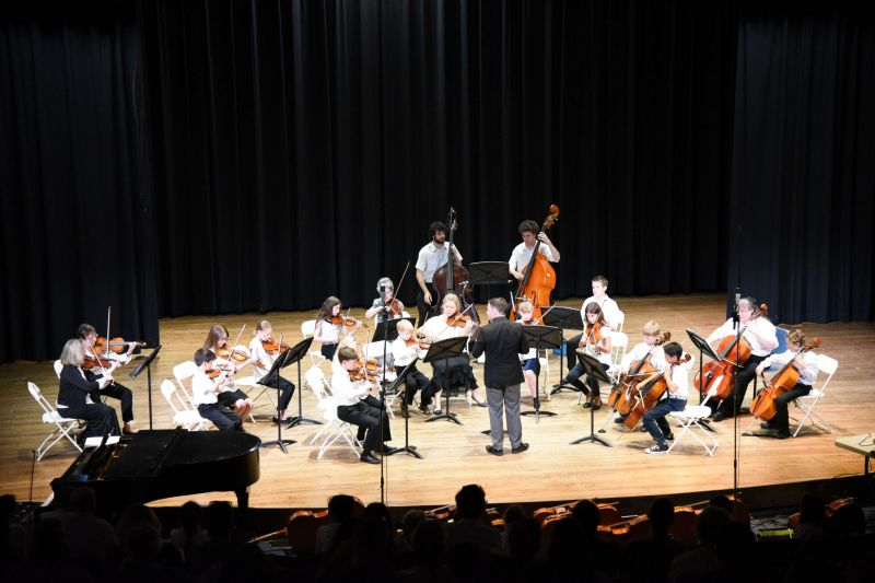 Younger Orchestra concert 6
