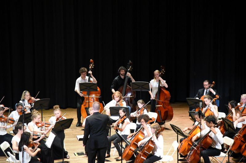 Chamber Orchestra concert 6