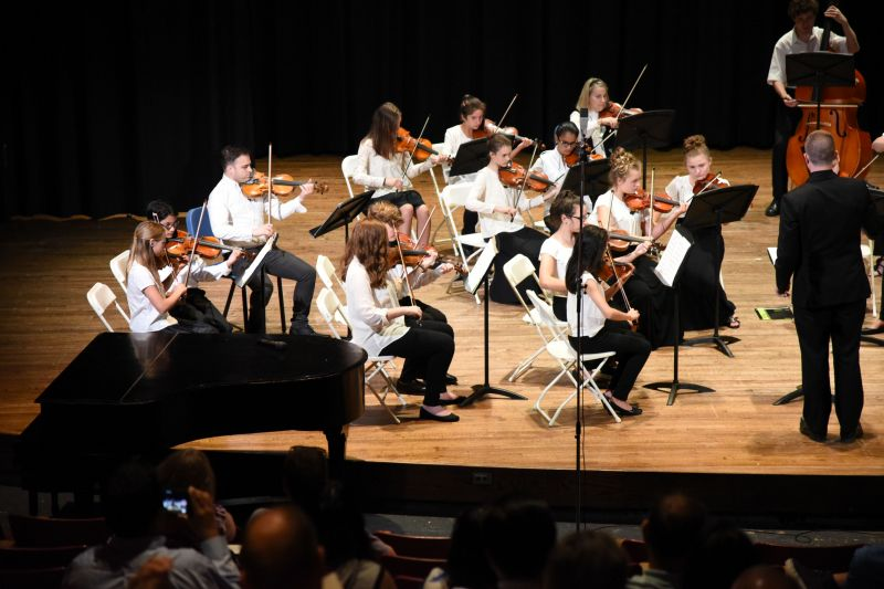 Chamber Orchestra concert 8