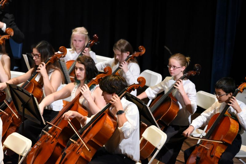 Chamber Orchestra concert 10
