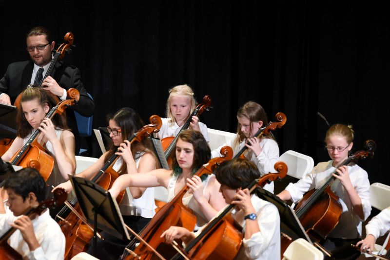 Chamber Orchestra concert 11