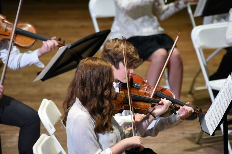 Chamber Orchestra concert 18