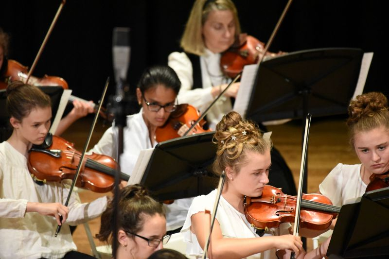 Chamber Orchestra concert 19